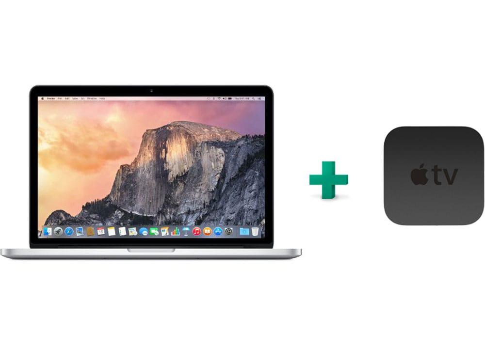 ef09a8fd2fa Apple MacBook Pro MD101GR/A & Δώρο Apple TV   Public