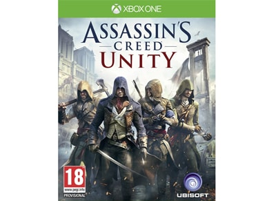 Assassin's Creed: Unity – Xbox One Game