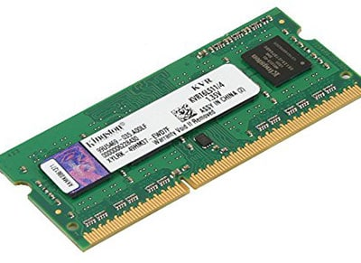 Μνήμη RAM DDR3 4 GB 1600 MHz Kingston (KVR16LS11/4)