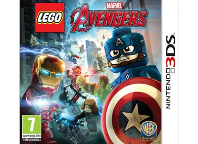 LEGO Avengers - 3DS/2DS Game