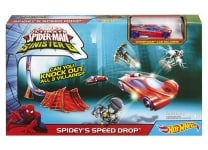 Πίστα Hot Wheels Marvel