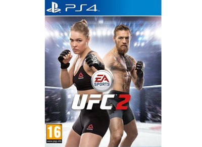 PS4 Used Game: EA Sports UFC 2