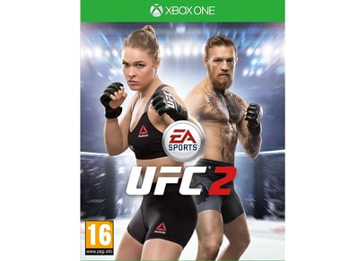 Xbox One Used Game: EA Sports UFC 2
