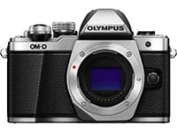 Mirrorless Camera Olympus E-M10 Mark II & EZ-M1442 IIR - Ασημί