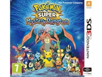 Pokemon Super Mystery Dungeon - 3DS/2DS Game