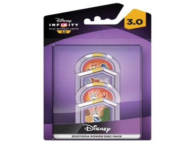 Φιγούρα Disney Infinity 3.0 Zootopia Power Disc Pack