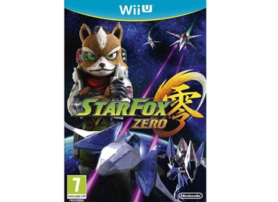 Star Fox Zero - Wii U Game