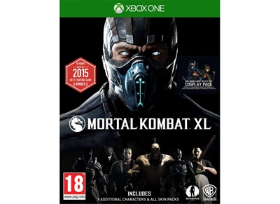 Mortal Kombat XL - Xbox One Game gaming   παιχνίδια ανά κονσόλα   xbox one