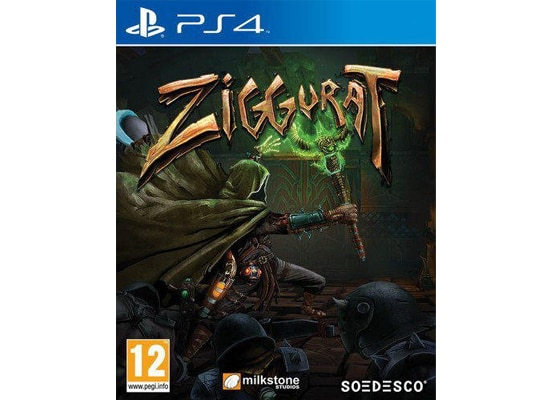 Ziggurat - PS4 Game