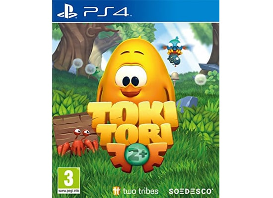 Toki Tori 2+ - PS4 Game