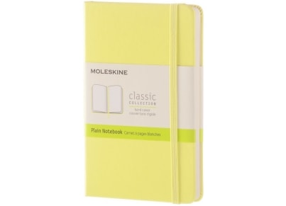Σημειωματάριο Moleskine Citron Yellow - Small