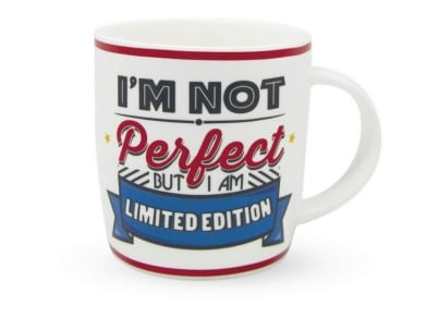 Κούπα Legami - I'M Not Perfect.  I Am Limited Edition.