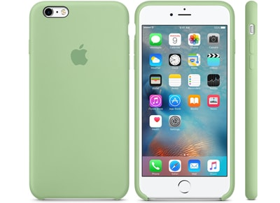 Θήκη iPhone 6s Plus - Apple Silicone Case Mint (MM692ZM/A) apple   αξεσουάρ iphone   θήκες