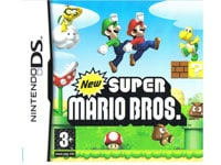 New Super Mario Bros - DS Game