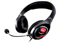 Creative Fatal1ty Pro Series - Gaming Headset - Μαύρο