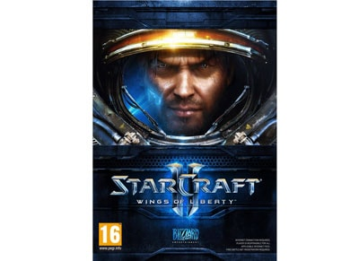 Starcraft II: Wings Of Liberty  - PC Game
