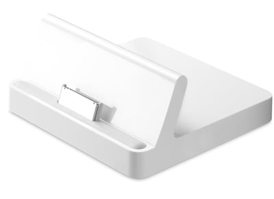 Βάση Φόρτισης Apple iPad 1st Gen - Apple iPad Dock MC360ZM/A Λευκό