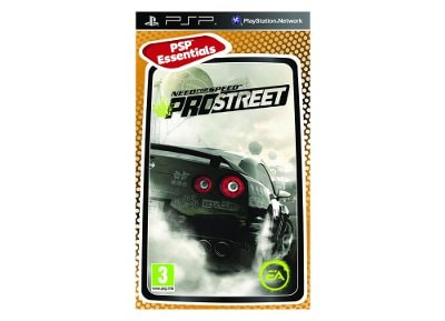 Need for Speed: ProStreet Essentials  - PSP Game Game