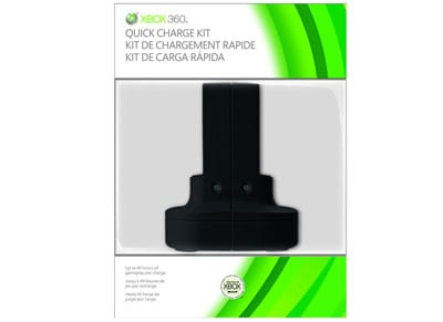 Microsoft Xbox 360 - Quick Charge Kit