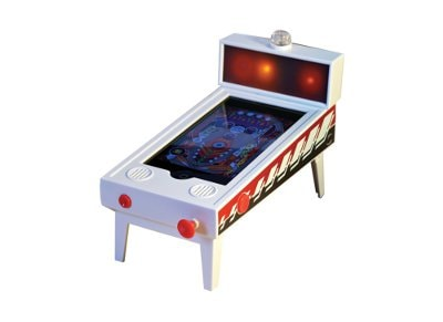 Παιχνιδομηχανή New Potato Pinball Magic gadgets   funky stuff   smartphone gadgets