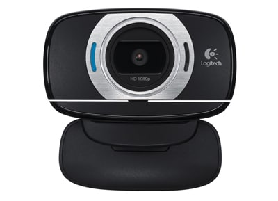 Web Camera Logitech C615 HD - Μαύρο
