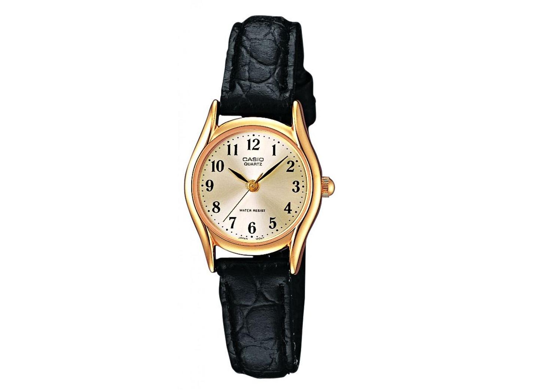 Γυναικείο Ρολόι Casio Collection Μαύρο (LTP-1154Q-7B2EF)  16a1c66532c