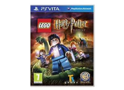 LEGO Harry Potter Years 5-7 - PS Vita Game