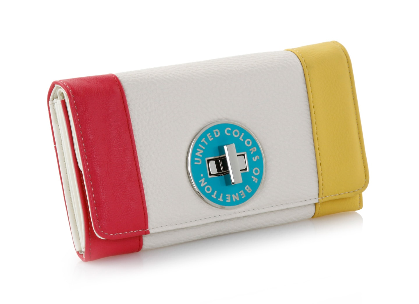 5717509c3b Benetton Joan Large Flap Wallet