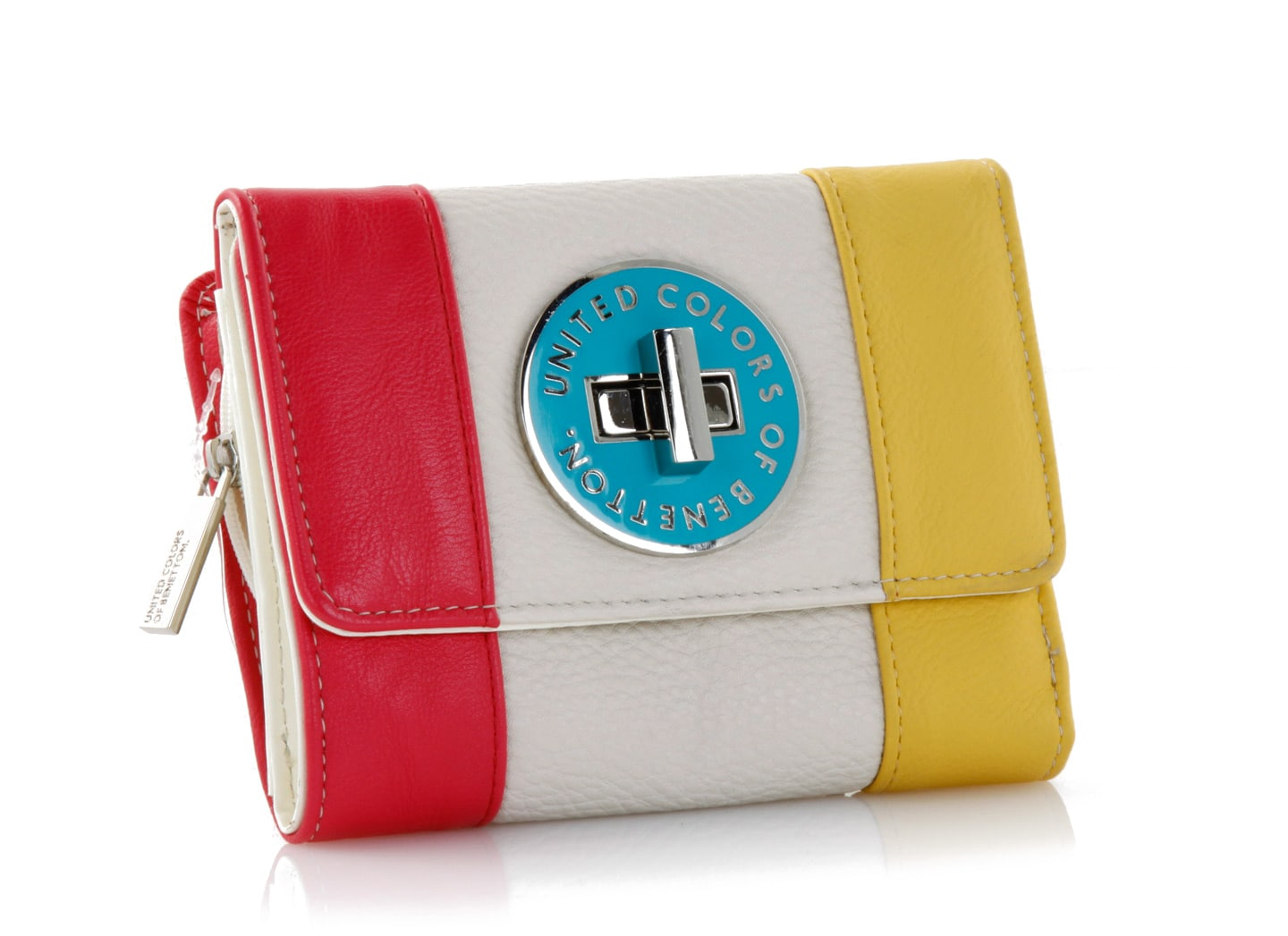 4a60aadfb7 Benetton Joan Small Flap Wallet