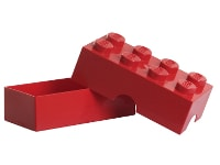 LEGO® 299019 Storage Brick 8 Red
