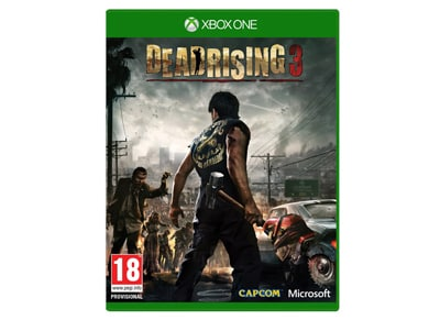 Dead Rising 3 - Xbox One Game gaming   παιχνίδια ανά κονσόλα   xbox one
