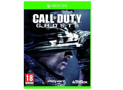 Call of Duty: Ghosts - XBOX One Game
