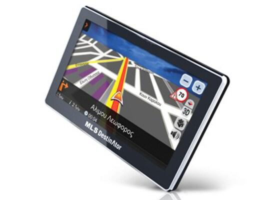 Gps Mls Destinator Talk Drive 510 Xartes Elladas Kyp
