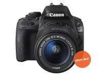 DSLR Canon EOS 100D Kit EF-S 18-55mm IS STM - Μαύρο