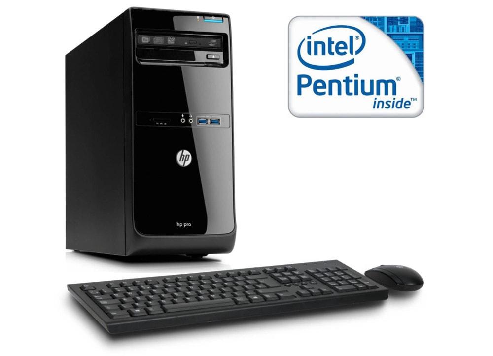 HP Pro 3500 Microtower D5R73EA | Public