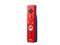 Wii Remote Plus - Nintendo Wii - Mario Limited Edition