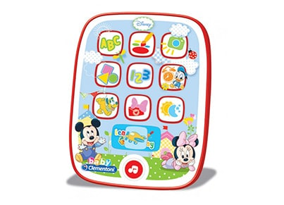 Tο Πρώτο μου Tablet Mickey-Minnie Baby Clementoni