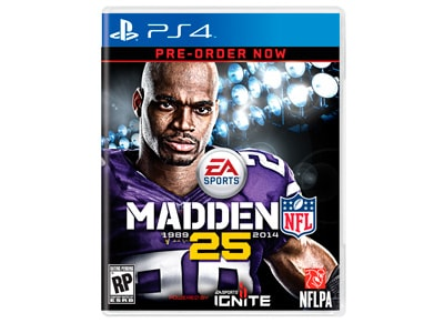 Madden NFL 25 - PS4 Game