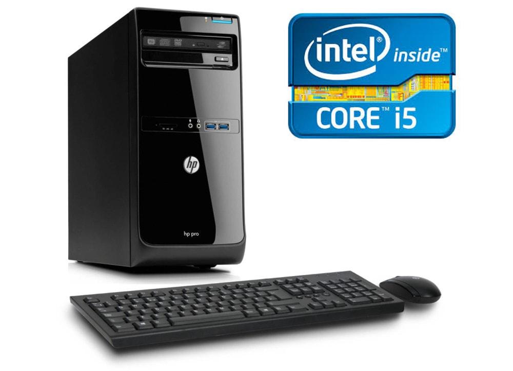HP Pro 3500 Microtower D5T34EA | Public