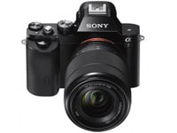 Mirrorless Camera Sony A7 Kit 28-70mm - Μαύρο