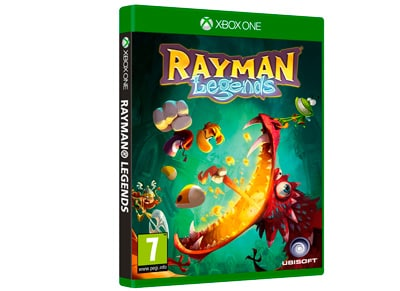 Rayman Legends - Xbox One Game