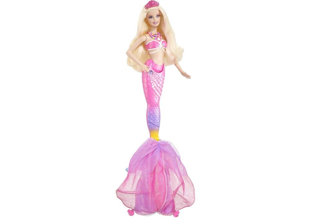 Barbie Κούκλα Lumina Γοργόνα   Πριγκίπισσα των Μαργαριταριών reviews d48e4f24057
