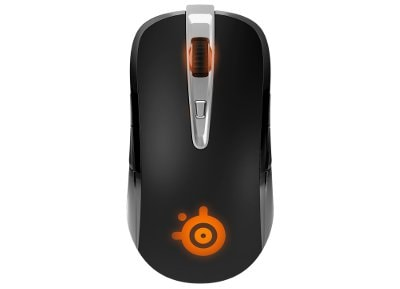 Gaming Mouse SteelSeries Sensei Wireless Μαύρο gaming   αξεσουάρ pc gaming   gaming mouse