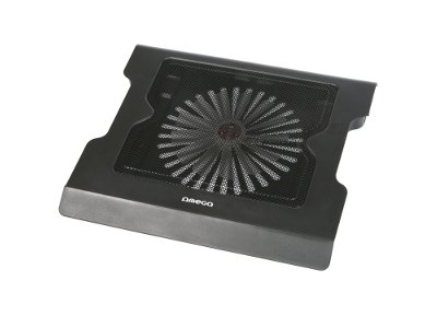 "Βάση Laptop Cooler 17.3"" Omega Snoflake ΟΜ41249 Μαύρο"