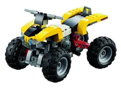 LEGO® 31022 Turbo Quad