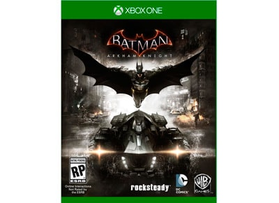 Batman Arkham Knight - Xbox One Game gaming   παιχνίδια ανά κονσόλα   xbox one