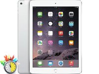 "Apple iPad Air 2 - 9.7"" 16GB 4G Silver"