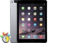 "Apple iPad Air 2 - 9.7"" 16GB 4G Space Gray"