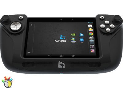 "Wikipad 7 - Gaming Tablet 7"" 16GB Μαύρο"