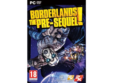 Borderlands: The Pre-Sequel & Challenge Map Bonus - PC Game